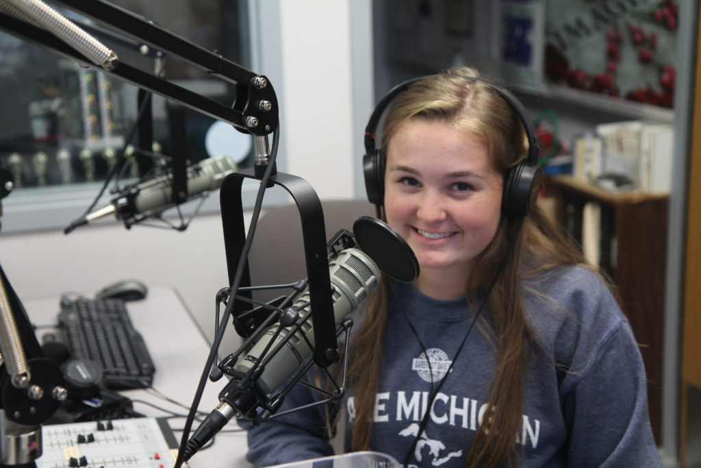 Madison Anderson- News Director