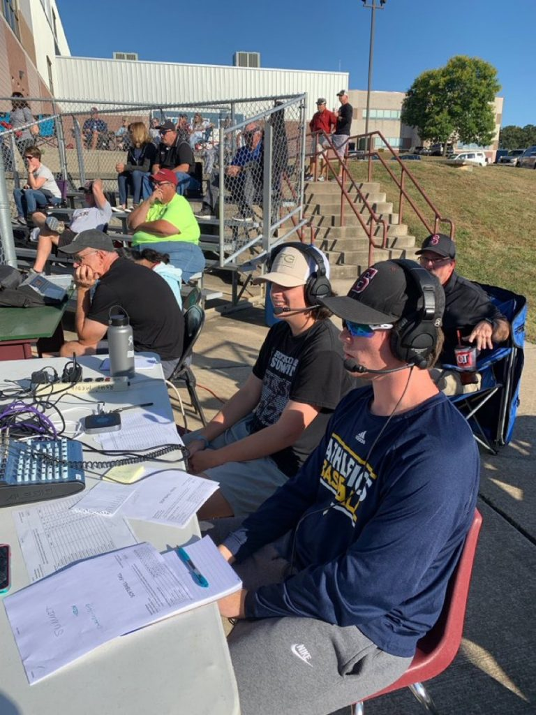 Kahlen McFadden and Tyler Nesbitt live with play by play of Summit softball